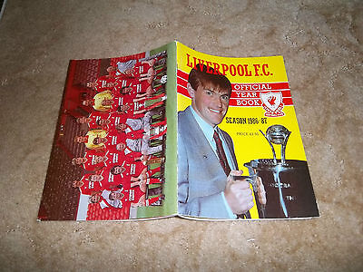 1986-87 Liverpool Official Year Book