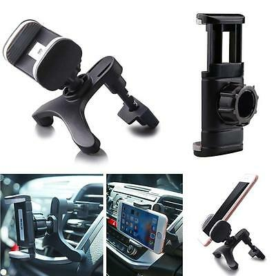 360° Universal Adjustable Car Air Vent Mount Holder Stand For Mobile Phone GPS