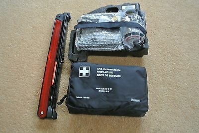 Bmw  Tyre Repair Kit And First Aid Kit