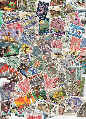 Stamps from New Zealand 100 All Different