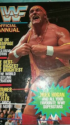 WWF Annual 1991 Unclipped
