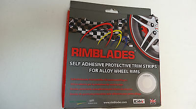Rimblades Self Adhesive Protective Trim Strips For Alloy Wheel Rims