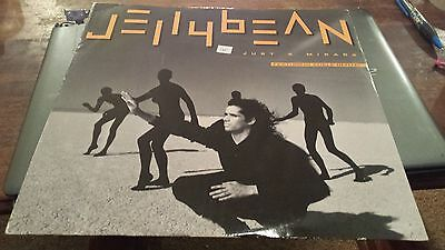 "JellyBean ""Just A Mirage"" 12"" Vinyl Single"