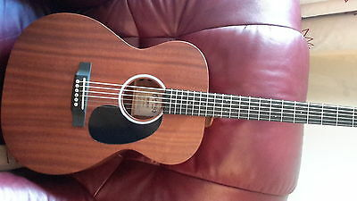 Martin 00rs1 acoustic/Electric guitar.