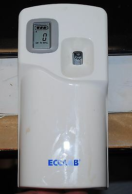 ECOLAB First Impression Aerosol Automatic Settings Dispenser Mini Air Freshener