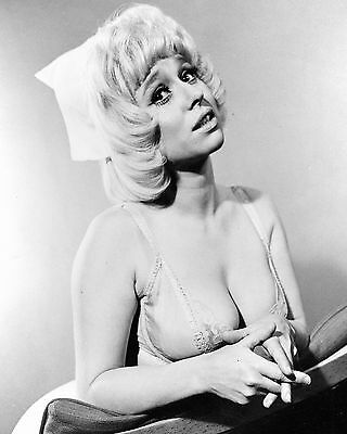 """Barbara Windsor Carry On Films 10"""" x 8"""" Photograph no 53"""