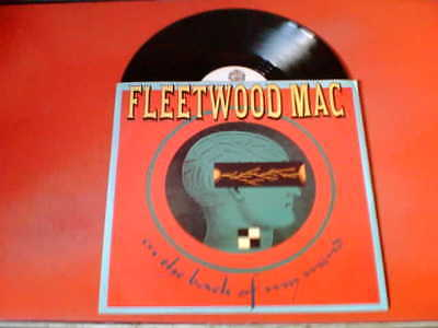 "FLEETWOOD MAC In The Back Of My Mind 3 Track 12"" Vinyl 45!"
