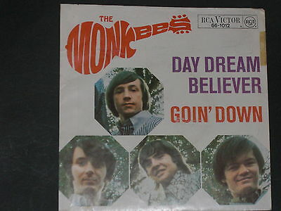 7-Single-Beat-THE MONKEES-Day Dream Believer