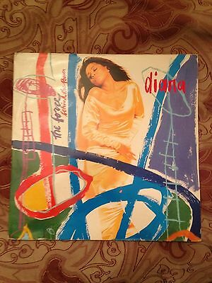 """Diana Ross - The Force Behind The Power Lp Vinyl """"rare""""  Classic"""