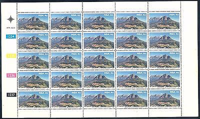 """South Africa 1979 """"Cape Town University"""" Sheet of (25) x 4c stamps (SG 465)"""