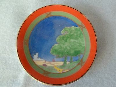 """Royal Worcester """"the Art Deco Collection """"lazy Days Pin Dish"""