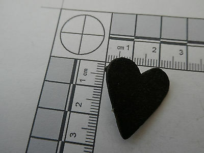 Metal detecting find -heart shaped mount circa 17th century
