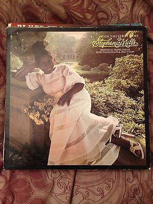 """Stephanie Mills - For The First Time Lp Vinyl """"rare"""" Classic"""