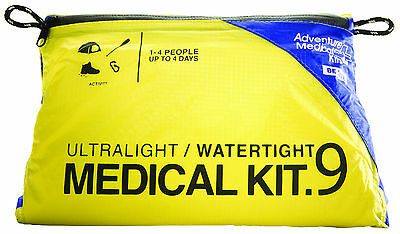 Adventure Medical First Aid Kit .9! Awesome Ultralight and Watertight Kit!