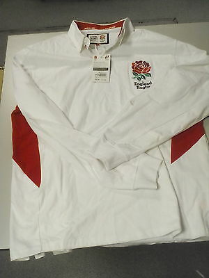 ENGLAND Rugby top official RFU new xxl