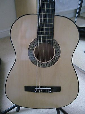guitar excellent condition hardly used musical instrument