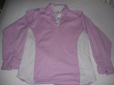 Ladies Harry Hall Riding Top Leisure Wear Size M