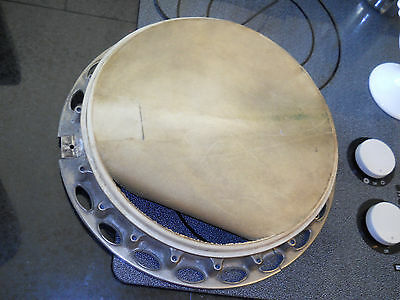 Vintage Gibson, Gretsch ? Banjo body Doler-Zink Cracked Display
