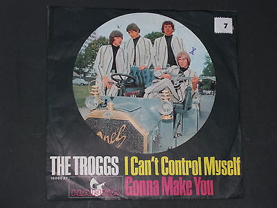7-Single-Beat-THE TROGGS-I can't control myself