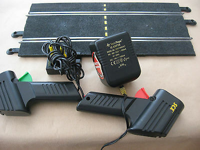 Scalextric/scx Powerbase Controllers & Powerpack