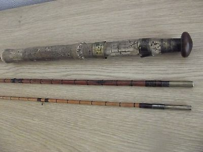 Vintage Malloch's of Perth Split Cane Trout Fly Rod
