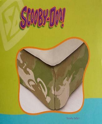 Scooby Doo Safari  Camouflage Green Twin Bed Skirt Bedding New.