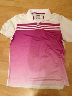 Adidas Gents Golf Shirt