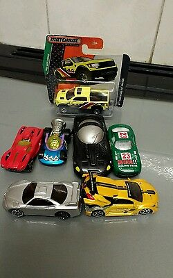 Diecast Toy Cars X 7 All Different