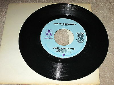 Just Brothers - Sliced Tomatoes / You've Got The Love - Music Merchant Label