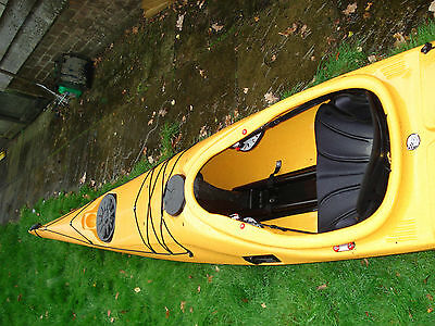 P&H Sea Kayak Delphin 155 Surf Specification