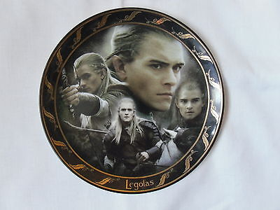 Legolas Decorative Collectors Plate Made By Cards Inc.