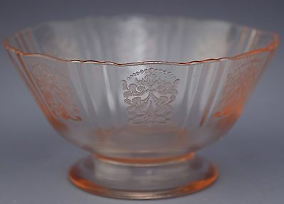 """Sixteen 4 1/4"""" American Sweetheart Depression Glass Sherbet Cups NO RESERVE 1"""