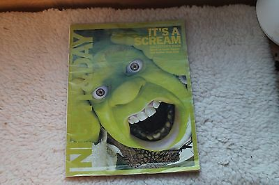 The Mail On Sunday - June 6th 2004 - Collector's Issue Shrek 2 - It's a Scream