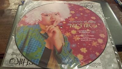"""Sultans Of Ping """" Michiko """" Picture Disc  12"""" Vinyl"""