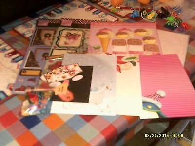card makeing items