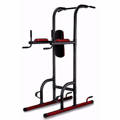 NERO Power Tower Pull up Fitness VKR Chin Bar Press Dip Station Gym Home Workout