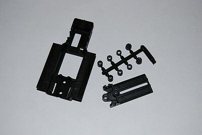 PCS 32 SLOTCAR CHASSIS adjustable x 10 chassis!!