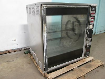 """""""HENNY PENNY"""" H.D. COMMERCIAL DIGITAL 208V 3Ph ELECTRIC CHICKEN ROTISSERIE OVEN"""