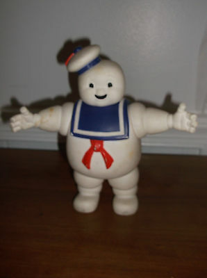 Ghostbusters 1984 Columbia picturs movie toy Stay Puft marshmallow man figure