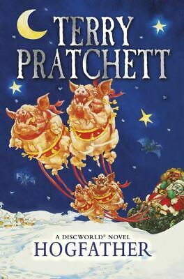A Discworld novel: Hogfather by Terry Pratchett (Paperback) Fast and FREE P & P