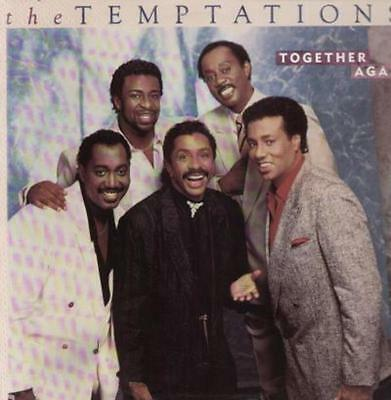 The Temptations Together Again NEAR MINT Motown Vinyl LP