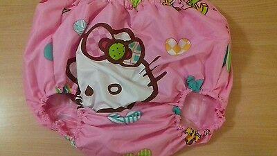 Adult baby  Hello Kitty waterproof  pants/nappy covers