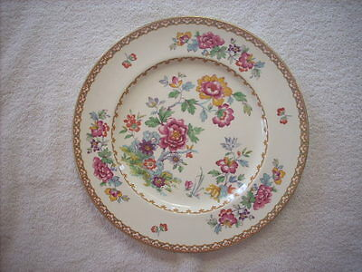 A J Wilkinson Royal Staffordshire Pottery Plate