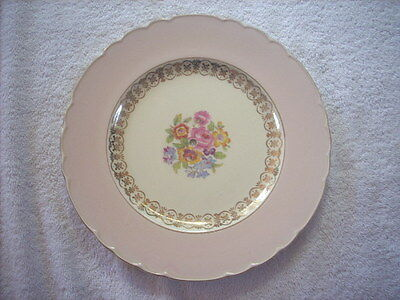 A J Wilkinson Royal Staffordshire Pottery Cake Plate
