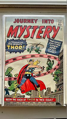 Journey into Mystery 83 First ever THOR GRR Golden Record Reprint  Valued at 357