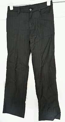 Next Signature black boys suit trousers Age 12 Years