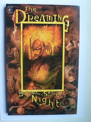 The Dreaming.Beyond the Shores of Night.Graphic Novel.NM.Peter Hogan.TPB.GN.1st