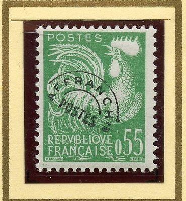 Promo / Stamp / Timbre France Preoblitere Neuf N° 122 ** Type Coq Cote 30 €