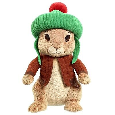Peter Rabbit - Plush Figure Benjamin Bunny - Soft Toy Softwool material 18 cm