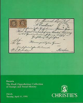 AUCTION CATALOGUE – BAVARIA The RUDI OPPENHEIMER Collection